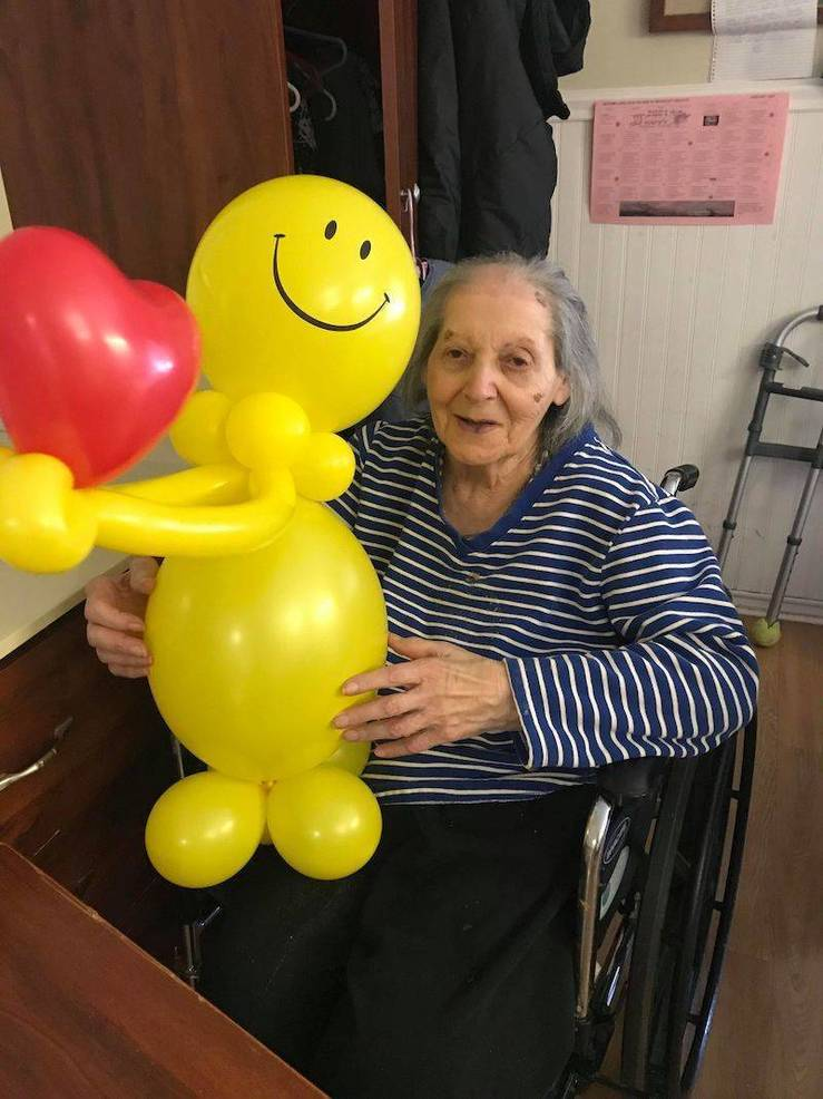 Warm Hearts and Smiles Abound at Autumn Lake Healthcare at Berkeley Heights