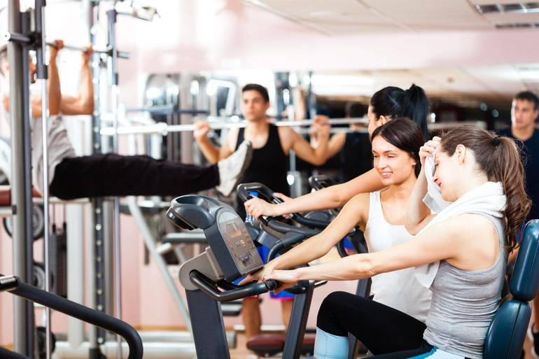 New Year's Resolution to Spend More Time at the Gym? Tips to Protect Yourself From Gym Germs