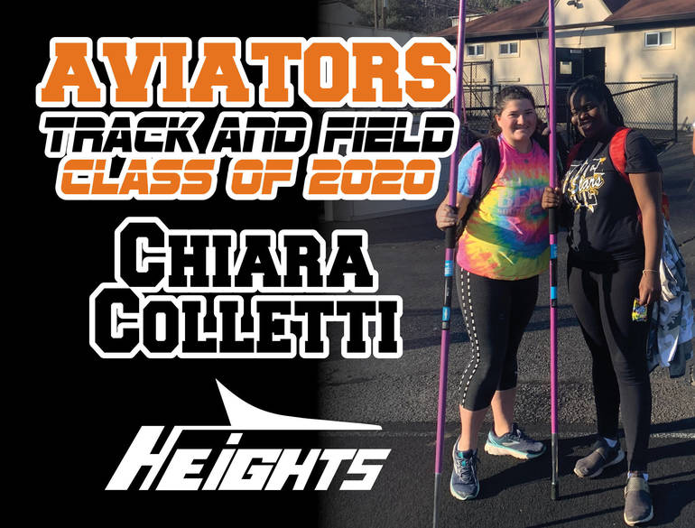 Avaitors Track and Field 24x18 Lawn Sign12.jpg