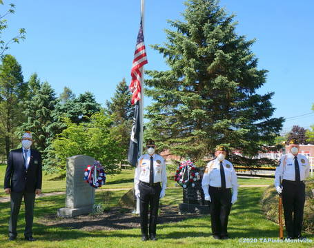 Top story d68078a93842ee89c85a a vfw post 5481 conduct a memorial day commemoration  2020 tapinto montville