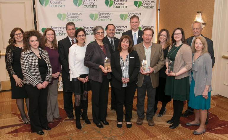 Salute to Tourism Award Recipients