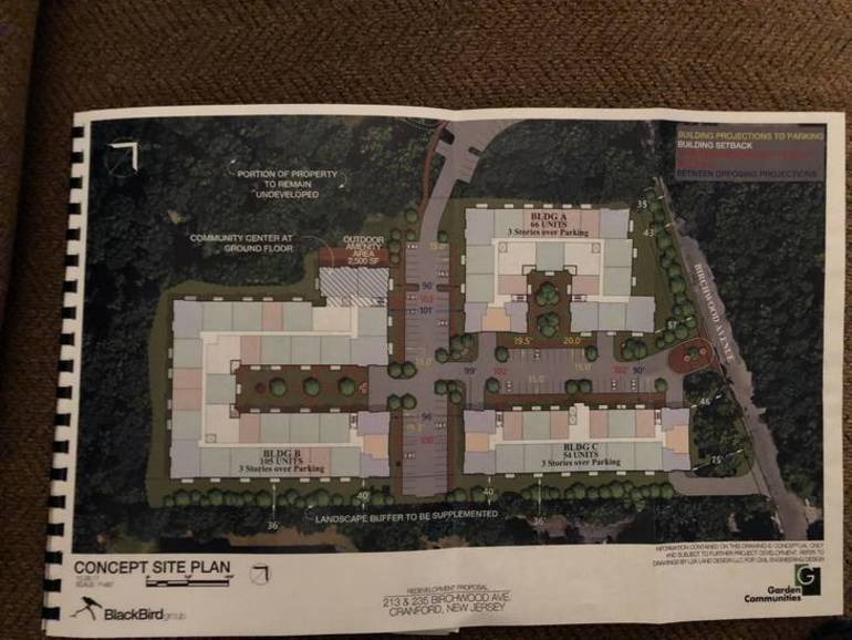 Township Closes on Birchwood Redevelopment Deal