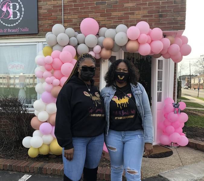Blush and Beauty Nailz Celebrates Grand Opening with Ribbon Cutting  Ceremony in Kenilworth