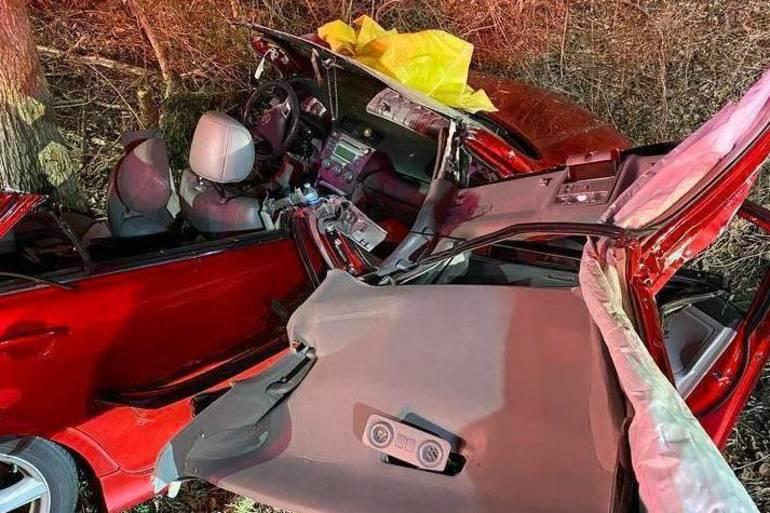 Croton Falls FD responds to 684 wreck