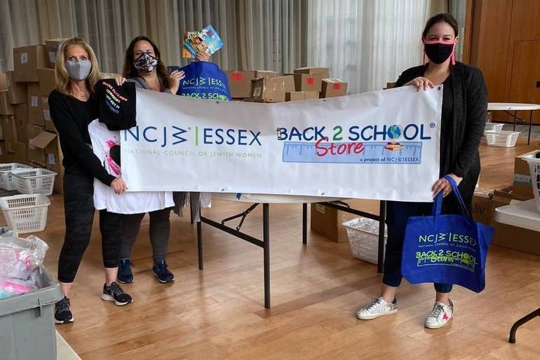 NCJW/Essex Provides Winter Clothing to 1,700 Local Children in Need