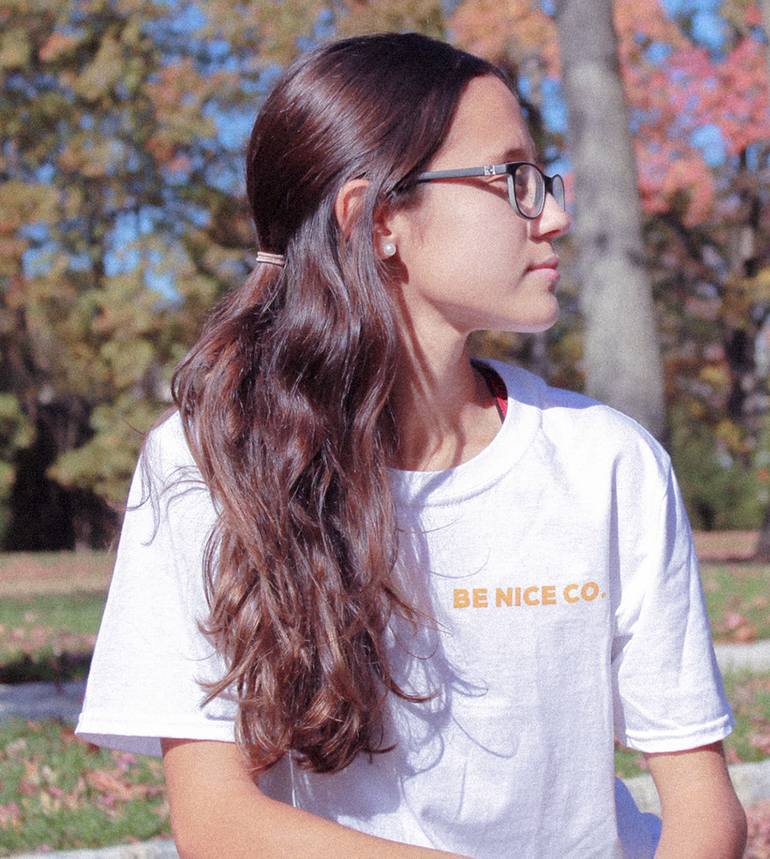 Kenilworth Students Launch Nonprofit Clothing Company with Positive Message