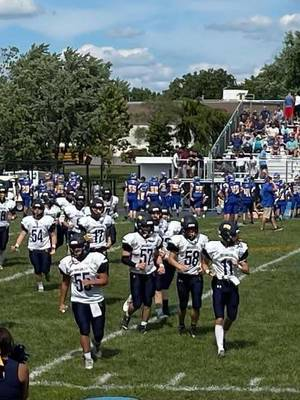 Brearley Football Team Shuts Out Spotswood