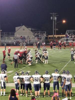Football: Brearley Takes Down Bound Brook