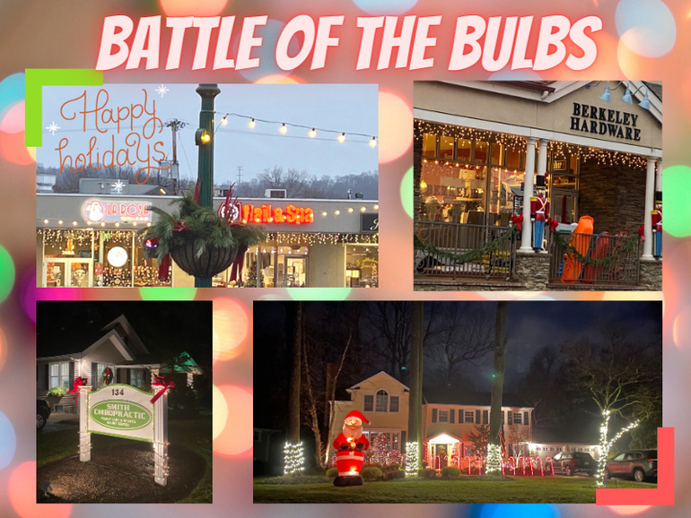 Battle of the Bulbs Nomination Deadline, Wednesday, Dec. 16 at Midnight