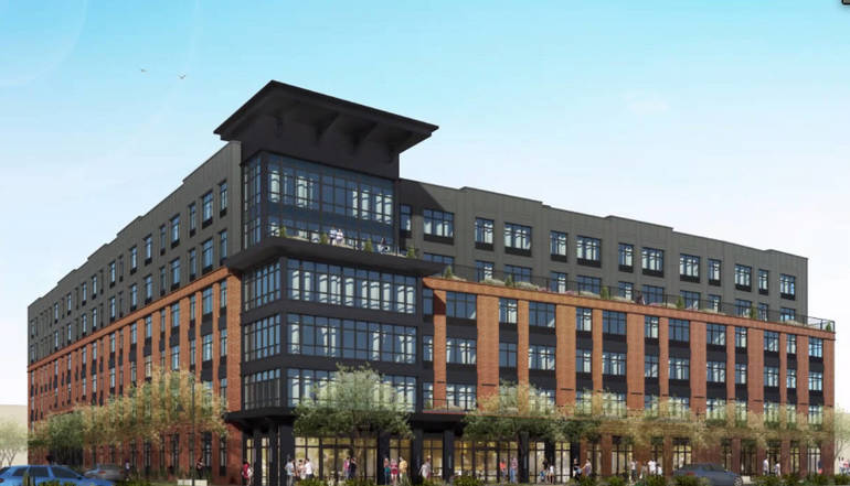 Site Plan for 280-Unit Building in Ironbound Approved. Affordability Will Be Negotiated