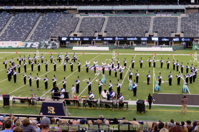 Roxbury Businesses Can Help Band Keep Marching