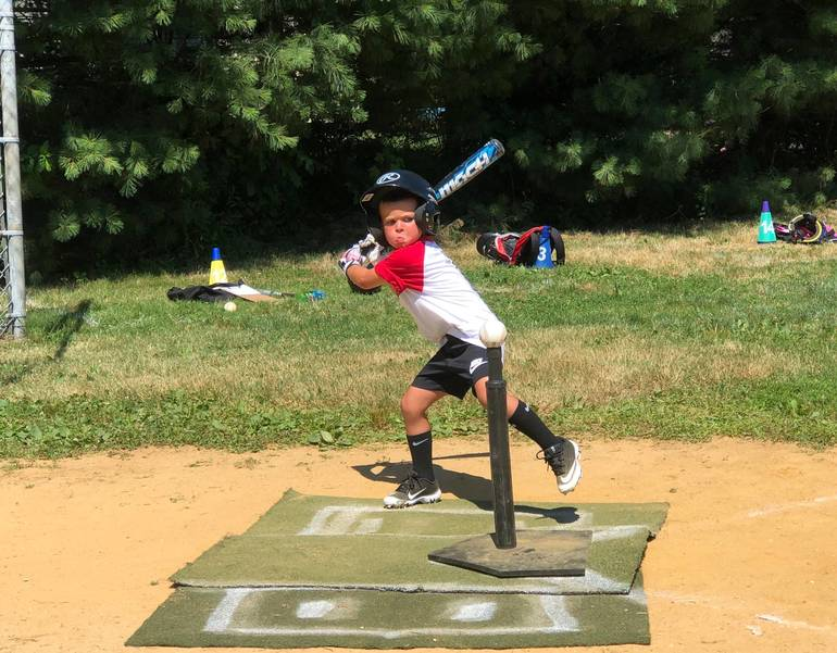 Registration Begins for Westfield Area YMCA Spring T-Ball Leagues