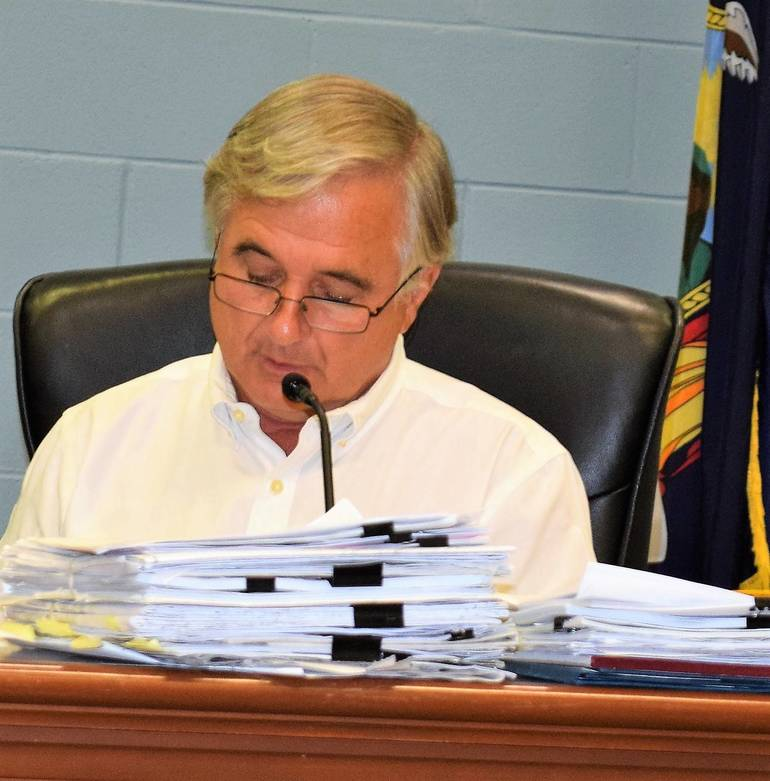 Barile Agrees to $105,000 Fine Over Sewer Snafu