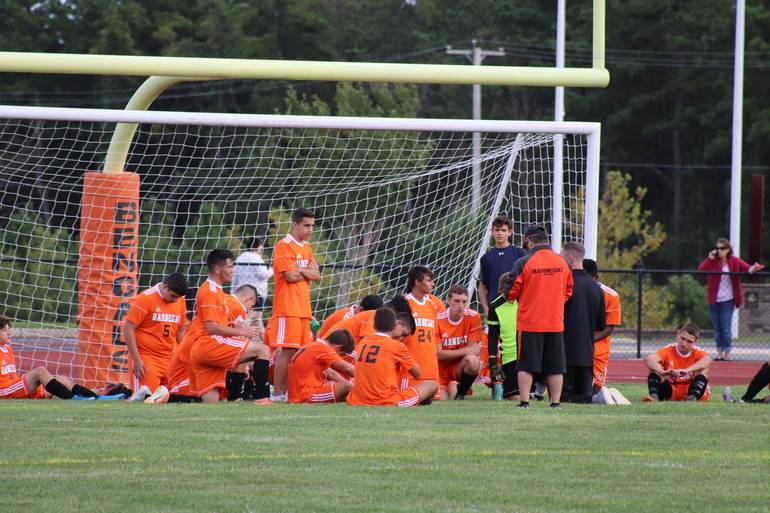 Barnegat Boys Soccer Opens Season With Victories Over Lakewood and Keyport