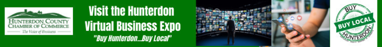 32nd Hunterdon County Business Expo GOES VIRTUAL