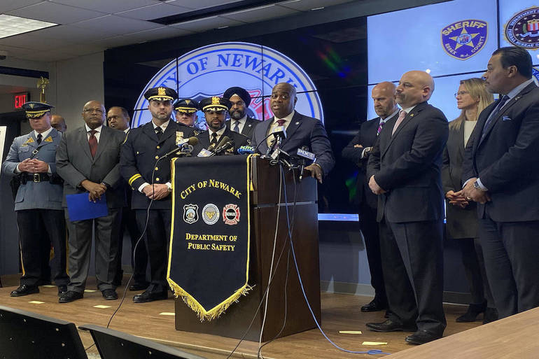 Newark Police Report Decrease in Crime