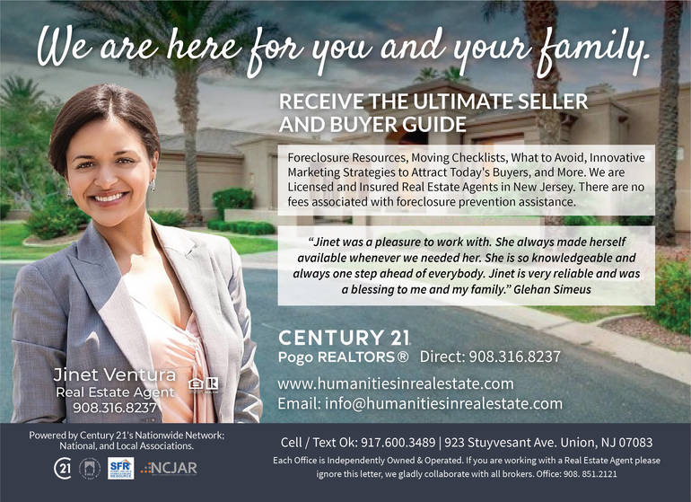 Realtor in Union New Jersey