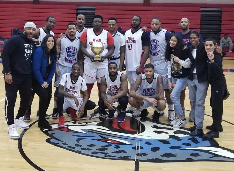 Champions Newark Public Safety