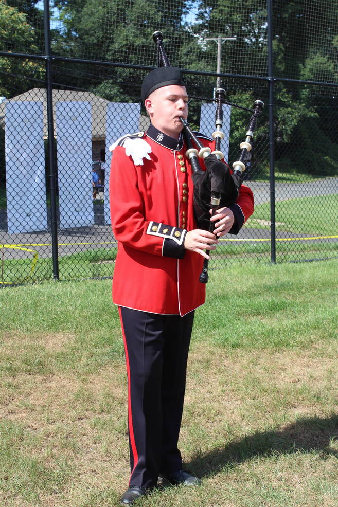 An Inside Look at the Gov. Livingston Bagpipe Corp