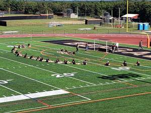 Sojak and White Lead Barnegat Field Hockey to 8-0 Victory Over Manchester