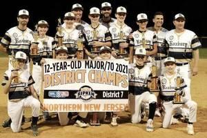 Roxbury, NJ baseball team, Cal Ripkin
