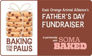 East Orange Animal Alliance Father's Day Fundraiser with SOMA Baked