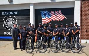 Carousel image 505005bf4ad467ebf77e bayonne police bikes