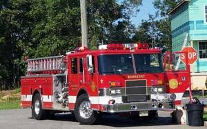 Barnegat Fire Department Responded to Multiple Calls Last Night