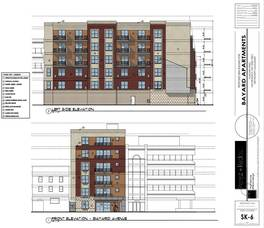 Zoning Board Approves Plan for Six-Story Apartment Building on Bayard Street