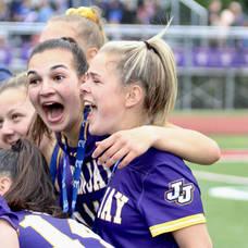 Girls Lacrosse: John Jay Wins Sectional Championship