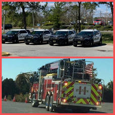 Barnegat Police and Fire Report: March Township Meeting