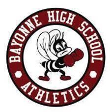 Carousel image fcfe3ee936aa28d0e9ed bayonne bees logo