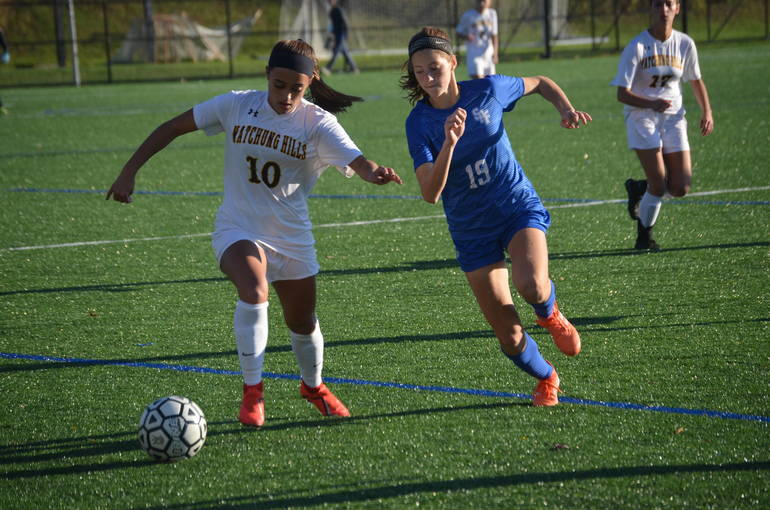 WHRHS Girls Soccer: Watchung Hills Falls to SPF Raiders in NJSIAA State Quarters, 1-0 BB8D7587-8C36-430E-B02E-C367AB9139D1.jpeg