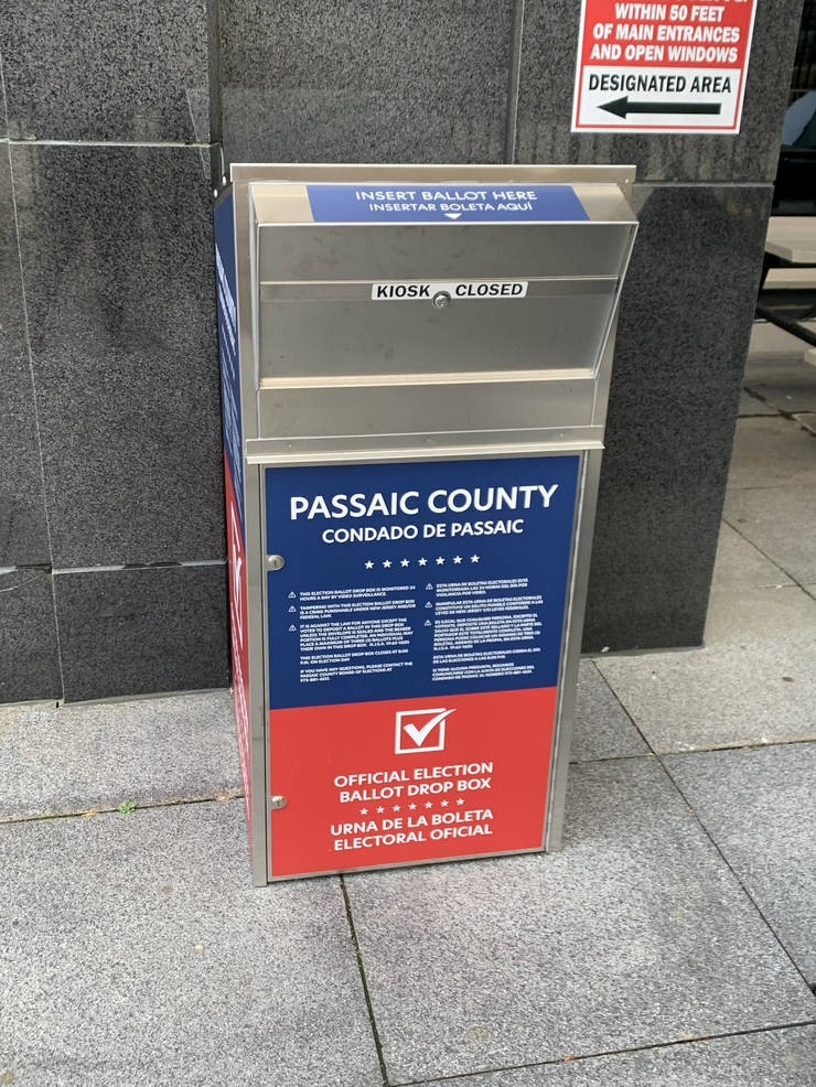Hawthorne & Every Town Deserves Its Own Secure Ballot Drop Box