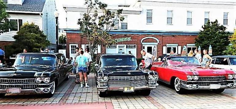 Belmar Cruise Night: Hundreds of Vintage Cars Rarin' to Roll into Downtown Plaza on July 17