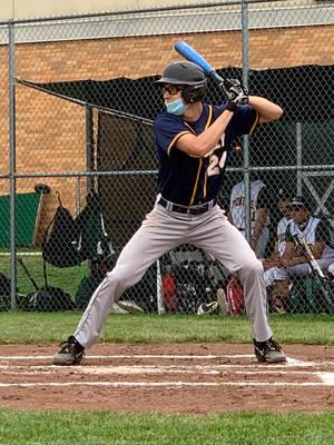 Varsity Baseball: Brearley Takes Down Linden