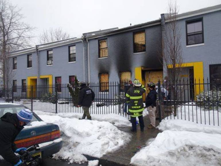 Investigation Continues Into Blaze that Killed Two Children