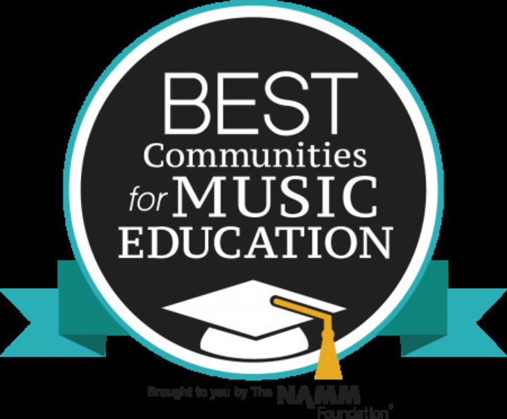 West Essex School District Named Among 'Best Communities for Music Education'