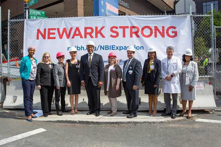 Newark Beth Israel $150M Expansion Project Gets a Name
