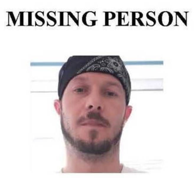 Area Man Reported Missing; Police Seeking Public's Help