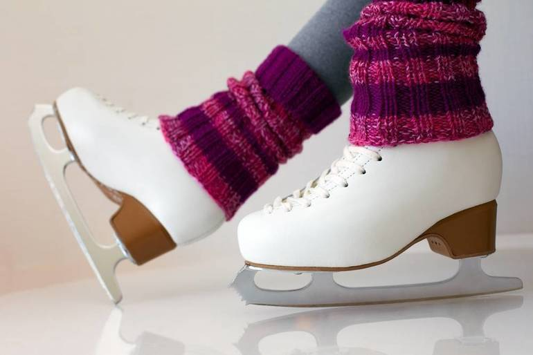 Learn to Skate at Skylands Ice World Spring 2021