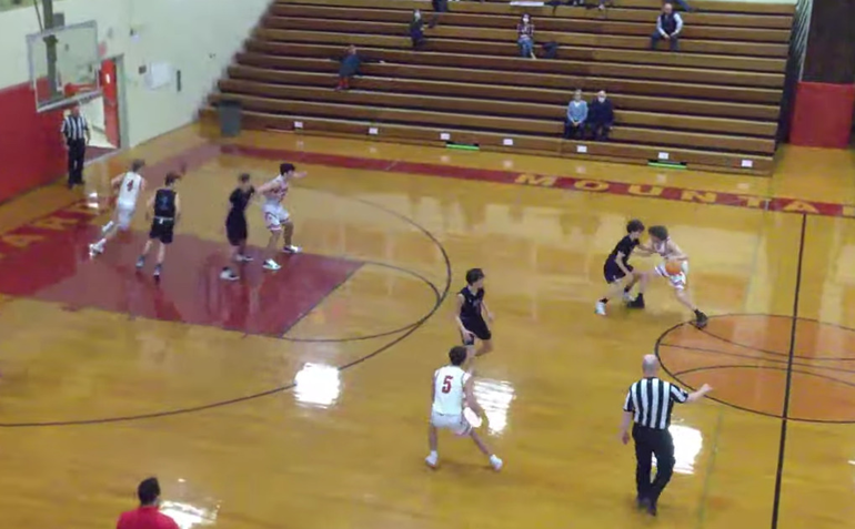 Boys Basketball: Bernards Fights Off South Hunterdon Charge to Win, 66-59