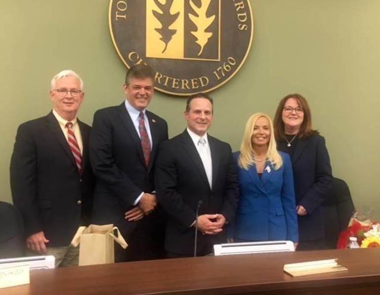 Bernards Township Committee 2020