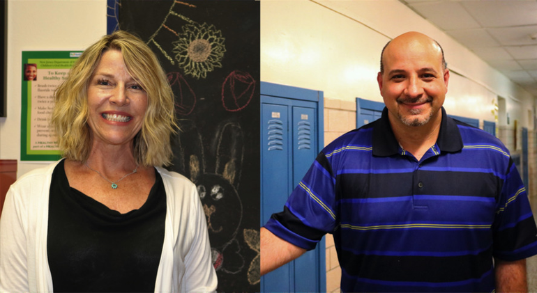 High Praise for both a Social Studies Teacher and a School