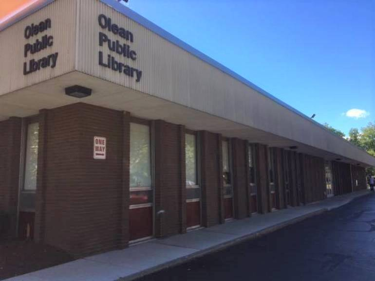 Olean_library