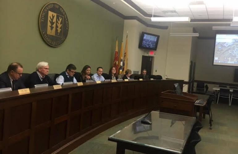 Bernards Township Committee 2019