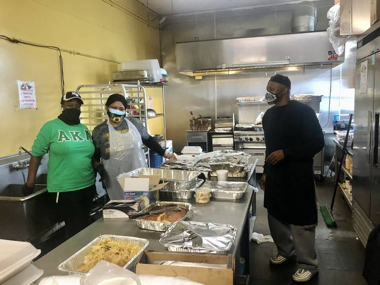 Tradition of Giving Continues for Paterson Organizations