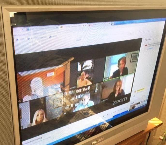 Bernards Twp. Committee virtual meeting