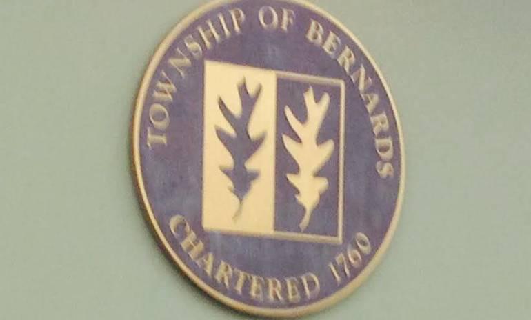 Bernards Twp. municipal seal