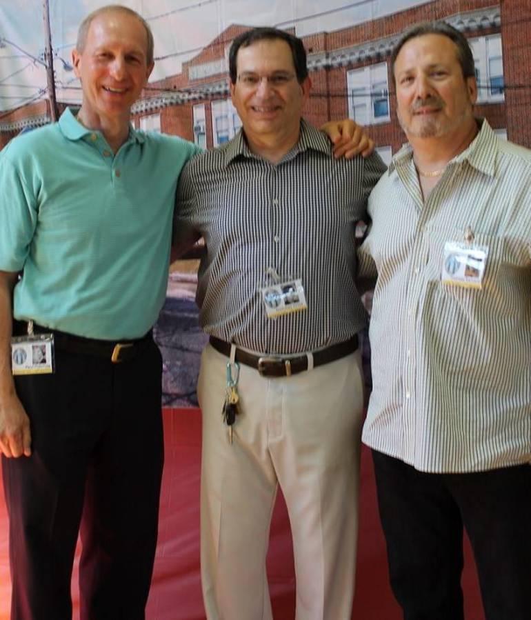 Best Buds.  Paul Rotunda and Thomas Samara.jpg